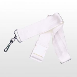 Adjustable Tennis Net Centre Strap with Snap Buckle